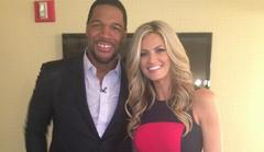 erin andrews and new boyfriend jarrett stoll were set up by michael strahan